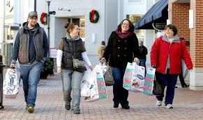 ll bean black friday maine shoppers flood local stores on black friday portland press