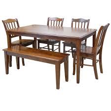 boraam shaker dining chairs walnut set of 2 walmart com