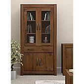 Bookcases With Doors Uk Bookcases U0026 Display Units Storage U0026 Shelving Tesco