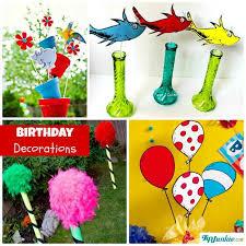 Dr Seuss Decorations 42 Seussical Ways To Celebrate Dr Seuss U0027s Birthday Tip Junkie