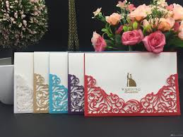Cheap Wedding Invitations Cards 2016 Formal Wedding Invitation Card Design Luxurious Wedding