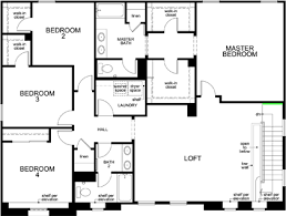 mission floor plans residence five modeled home floor plan in mission gate at