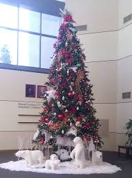Commercial Christmas Decorations For Rent by Christmas And Holiday Displays Walter Knoll Florist Commercial