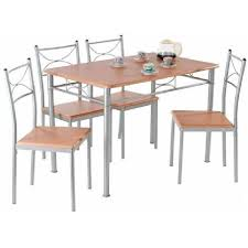 table et 4 chaises lot table 4 chaises anapurna achat vente chaise table 4