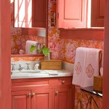 orange bathroom ideas orange bathroom vanity design ideas