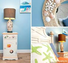 the love for the beach is in the artistic details bedrooms by in