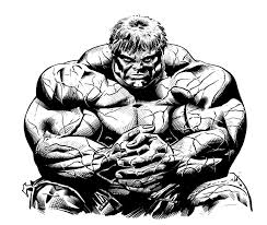 hulk 7 hulk coloring pages coloring for kids
