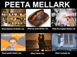 Advertising Meme - peeta meme english cc readers and writers