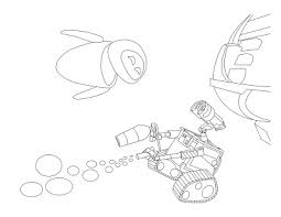 wall coloring pages wall eve blast space coloring