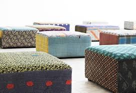 antique quilt ottoman by hay retail design blog
