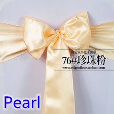 Chair Sashes Wholesale Online Get Cheap Pearl Chair Sashes Aliexpress Com Alibaba Group