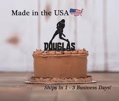 baseball cake topper cake topper evyanndesigns