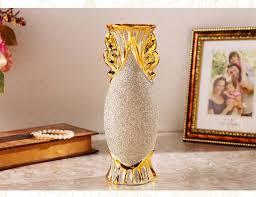 Flower Vase Decoration Home Europe Style Modern Fashion Ceramic Flower Vase Decorative Vases