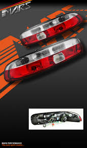 lexus sc300 performance parts clear red non led tail lights for toyota soarer u0026 lexus sc300