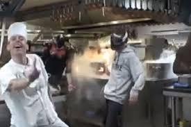 Tru Meme - watch chicago s michelin starred tru do the harlem shake with fire