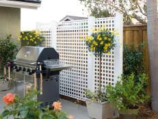 Landscape Ideas For Small Backyard by Small Yard Design Ideas Hgtv