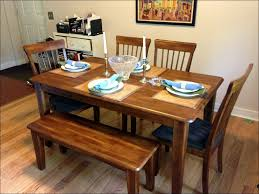Round Dining Room Tables For 4 by Kitchen Dining Room Furniture White Farmhouse Table Country