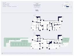 baccarat hotel u0026 residence by som layout pinterest