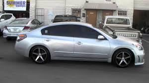 nissan altima black 2007 877 544 8473 18