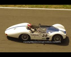 maserati pininfarina birdcage birdcage camoradi streamlined t61 le mans 1960
