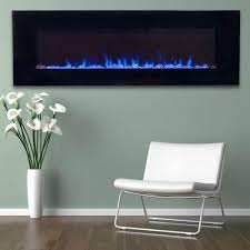 Skinny Wall Table by Wall Mounted Electric Fireplaces Electric Fireplaces The Home