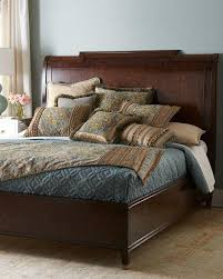 California King Sleigh Bed Furniture Bedroom Furniture