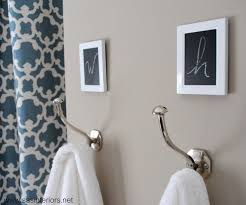 Bathroom Towel Hooks Ideas Impressive Bathroom Towel Hooks Ideas With Fabulous Bathroom Towel