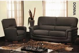 fauteuil canapé achat canapé et fauteuil donna pas cher meublespace