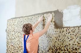 creative of installing tile on walls a bathroom tile installation