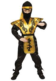 halloween costume for boys ninja costumes kids ninja halloween costume