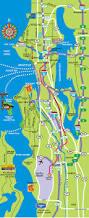 Seattle Tourist Map by Beyond Seattle Tourmap