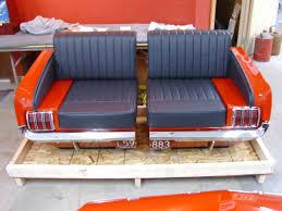 retro cars restored classic car furniture and decor