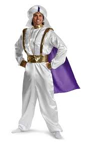Sheik Halloween Costume Mens Storybook Costumes
