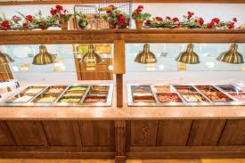 Round Table Lunch Buffet by Blue Gate Restaurant Shipshewana Indiana Menus Group Info