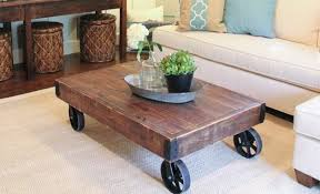Living Room Side Tables Superb Handmade Coffee Table And Side Table Designs For Your