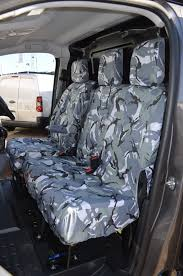 peugeot expert 2015 peugeot expert 2016 tailored and waterproof front seat covers