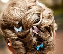 butterfly hair 3pcs 3d butterfly hair