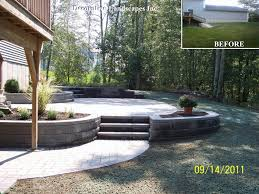 Retaining Wall Patio Design Retainer Wall And Decorative Wall Photo Gallery Madecorative