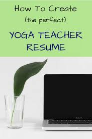 How To Write A Resume For Teacher Job by Best 25 Make A Resume Ideas Only On Pinterest Career Help