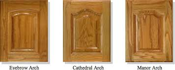 Kitchen Cabinet Door Panels by Cathedral Arch Raised Panel Cabinet Doors Bar Cabinet