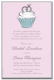 brunch invitation sle bridal shower invitations card design idea for party registaz