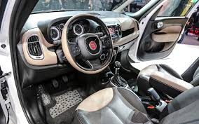 Fiat 500 Interior 2014 Fiat 500 Lounge Interior Top Auto Magazine