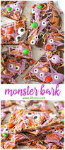Baking Halloween Treats Best 25 Halloween Bark Ideas On Pinterest Easy Halloween Snacks