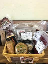 beef gift basket gift basket beef baskets canada etsustore
