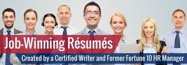 Job Winning Resumes by Resume Writing Service A Career Resume U0026 Writing Service