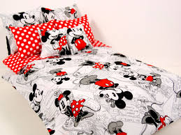 Mickey Mouse Crib Bedding Sets Mickey Mouse Bedroom Sets 4 Mickey And Minnie Mouse Crib