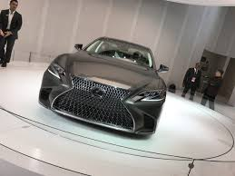 lexus used car singapore two of the best cars at the detroit auto show were boring sedans