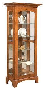 Corner Curio Cabinet Kit Royal Mission Curio Cabinet