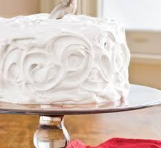 wedding cake frosting by foodie