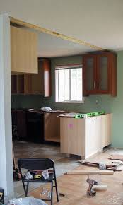 Install Ikea Kitchen Cabinets Attaching Ikea Doors U0026 Panels Madness U0026 Method